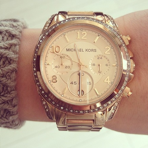 tumblr mskdjdAQ7T1rxuq0uo1 500 - Classic Michael Kors Women's Watch