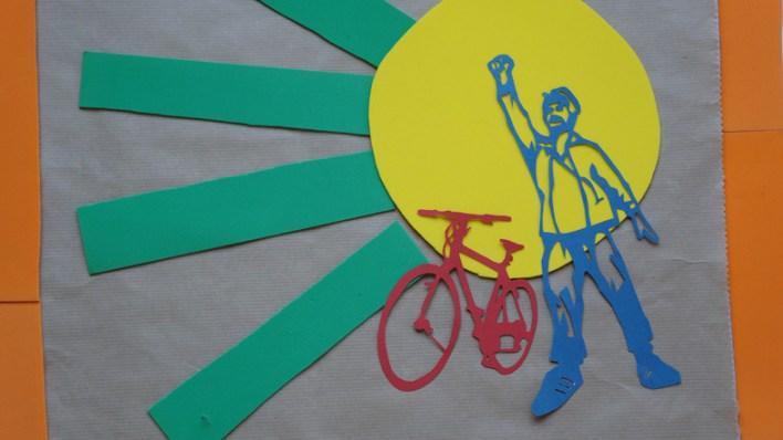 רוכב אופניים, דיגיטל מי. טאמבלר.