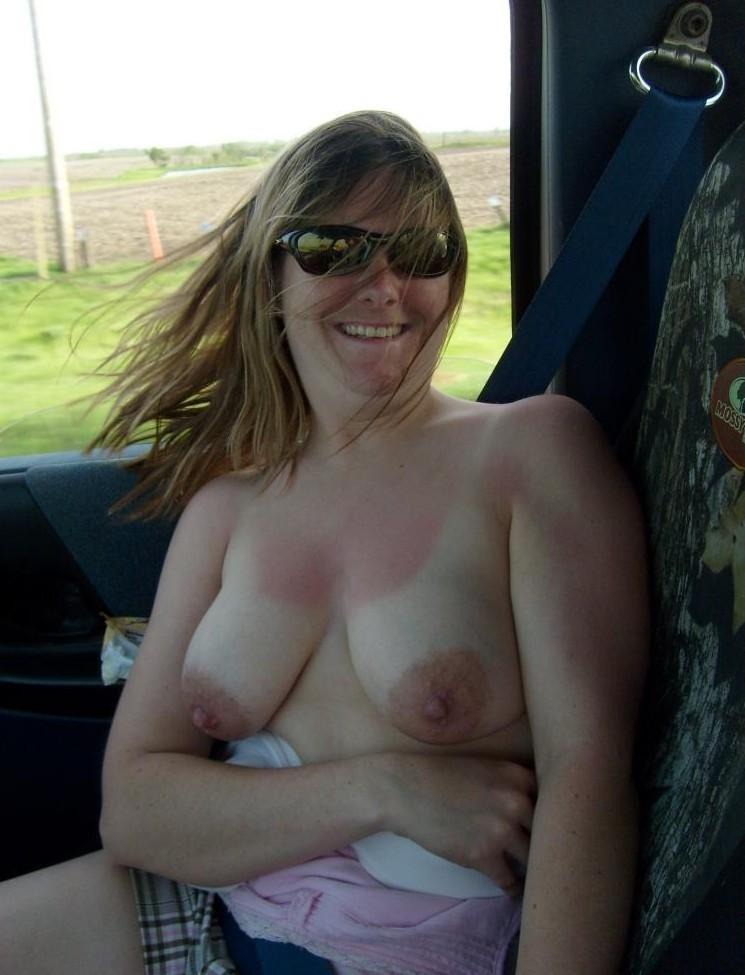 Blonde Milf Big Tits Homemade