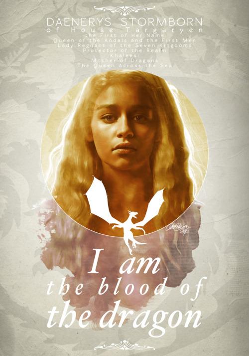 Daenerys Stormborn of House Targaryen