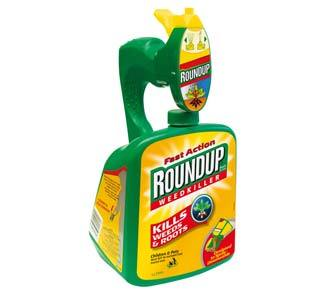 IS THIS PRODUCT CAUSING INCREASED CASES OF AUTISM, PARKINSON'S, AND ALZHEIMER'S DISEASE?  A new study is linking Monsanto's Roundup weed killer with major effects on the human body.. Monsanto is calling the study bogus and bad science. But hell, what else but that could they say?? Here is the science of it, as reported by NATIONOFCHANGE.ORG:  Glyphosate impairs the cytochrome P450 (CYP) gene pathway, which creates enzymes that help to form and also break down molecules in cells. There are myriad important CYP enzymes, including aromatase (the enzyme that converts androgen into estrogen) and 21-Hydroxylase, which creates cortisol (stress hormone) and aldosterone (regulates blood pressure). One function of these CYP enzymes is also to detoxify xenobiotics, which are foreign chemicals like drugs, carcinogens or pesticides. Glyphosate inhibits these CYP enzymes, which has rippling effects throughout our body.  Interestingly, though, Monsanto isn't the sole company that has the rights to use glyphosate .. They did create it, but their patent on it expired in 2010. To maybe it's unfair to  blame them solely if glyphosate truly does have these effects on human beings—at least post 2010. However, Roundup is a big seller worldwide..  It's fast action. It kills weeds and roots. And it has a beautiful color that looks very friendly to nature. This story suggests the ingredient glyphosate is quite the opposite of healthy and wholesome..