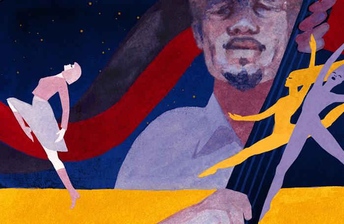 serena malyon illustration art swerve magazine charles mingus spot illustration calgary alberta