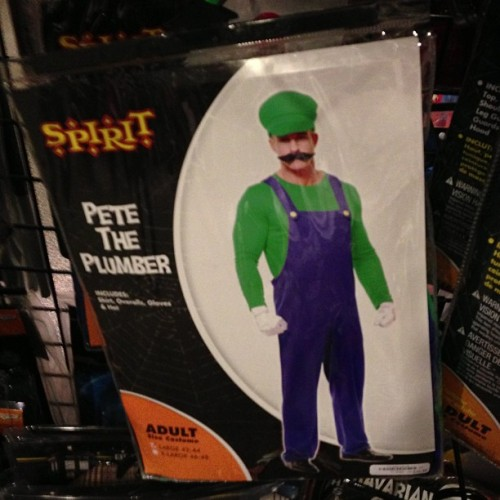 wariowhere:</p> <p>Year of Pete the Plumber<br />