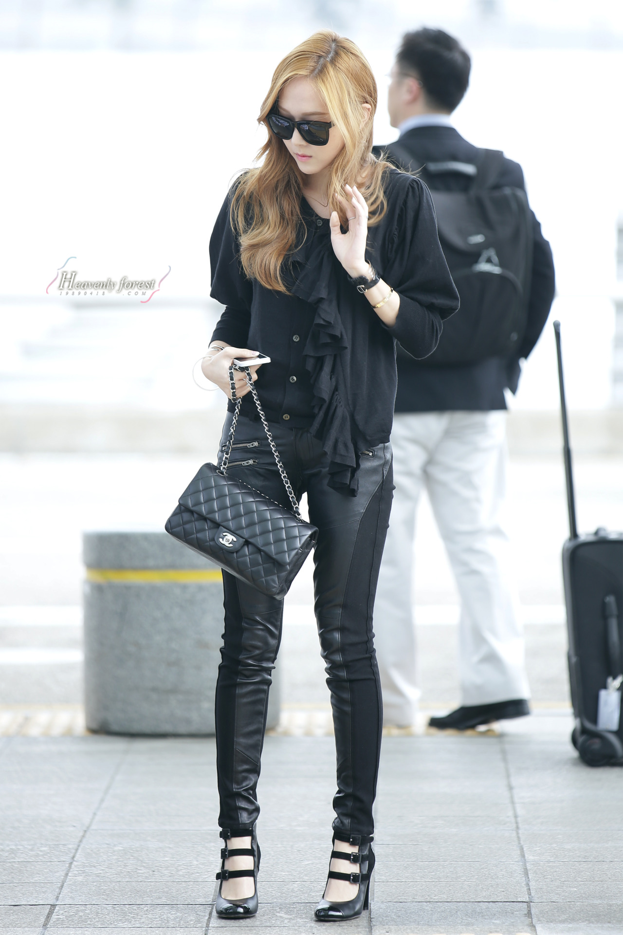 Real Airport Fashion Kpopselca Forums