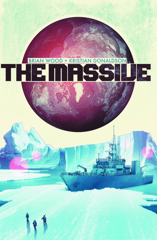 Title: The Massive: Vol. 1Author: Brian Wood, Illustrators: Kristian Donaldson and Garry BrownPublisher: Dark Horse ComicsStatus: Available on April 2nd 2013*full disclosure: Free thanks to the publisher via NetGalley for my Honest Review.Description:(by goodreads.com)What does it mean to be an environmentalist after the world has already ended? For Callum Israel, leader of the Ninth Wave oceanic activist group, this is the question that cuts to the core of his identity. In a post-war, post-Crash, post-disaster, post-everything world, nothing is certain and ideologies are meaningless. But the mission remains: search this crumbling world for answers to the cause of the Crash, and keep up the hunt for their missing sister ship, The Massive, lost and adrift in the chaos. Brian Wood's new, sprawling, post-apocalyptic epic takes the crew of the Kapital from the flooded remnants of Hong Kong to Unalaska, with stops in Antarctica and Mogadishu, as post-Crash ethics and economics are explored across a broken world.My Review: This was really slow to start. Really. Really. Slow. I tried to get into it but it just wasn't doing anything for me. I didn't care about their world. I didn't really care about them. I will not be reading the sequel. It wasn't terrible or anything, it even had some moments where I was gripped (albeit that was short-lived,) but I ultimately just didn't careOverall Rating: 3.5-4/7 Meh**will repost review closer to the expected publication date.