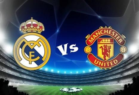 Лига чемпионов, Реал — Манчестер Юнайтед. 13.02.2013. Прямая трансляция из Мадрида