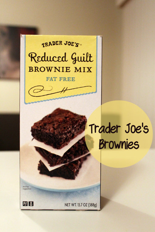Trader Joe's Brownies