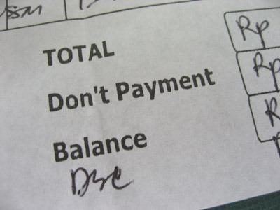 Don't Payment — dari Novra