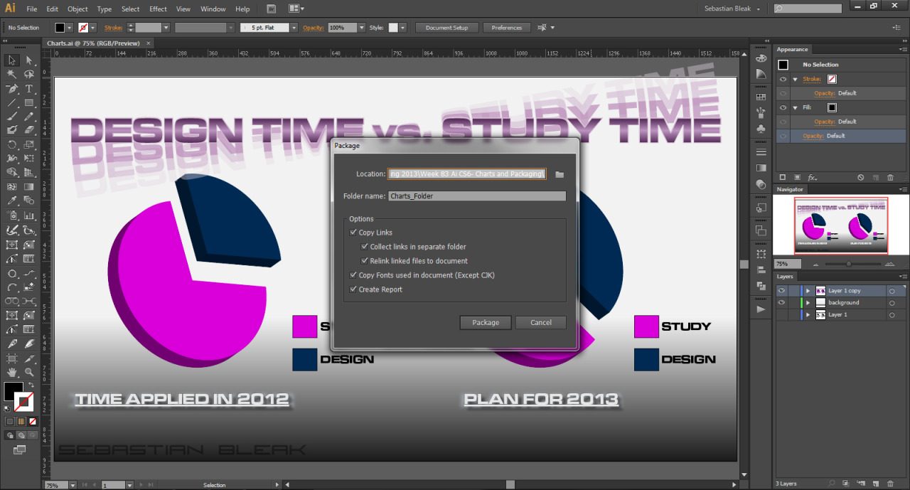 Package- New Feature Adobe illustrator CS6 16.2