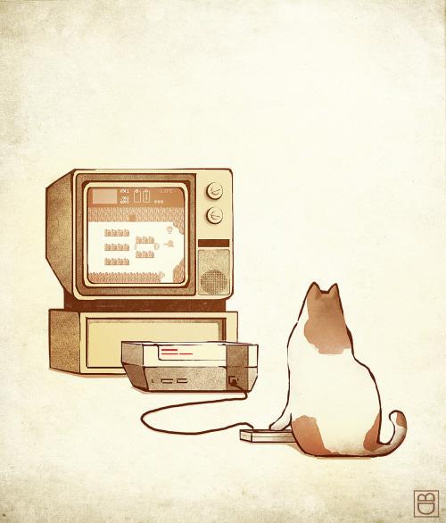 NES Cat