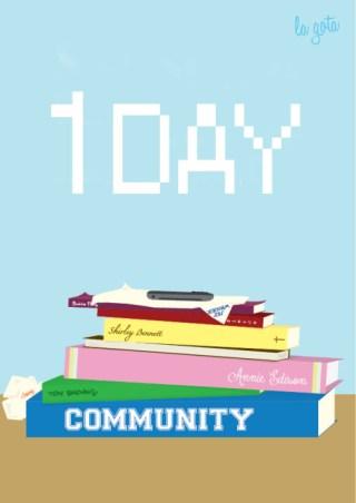 #Community