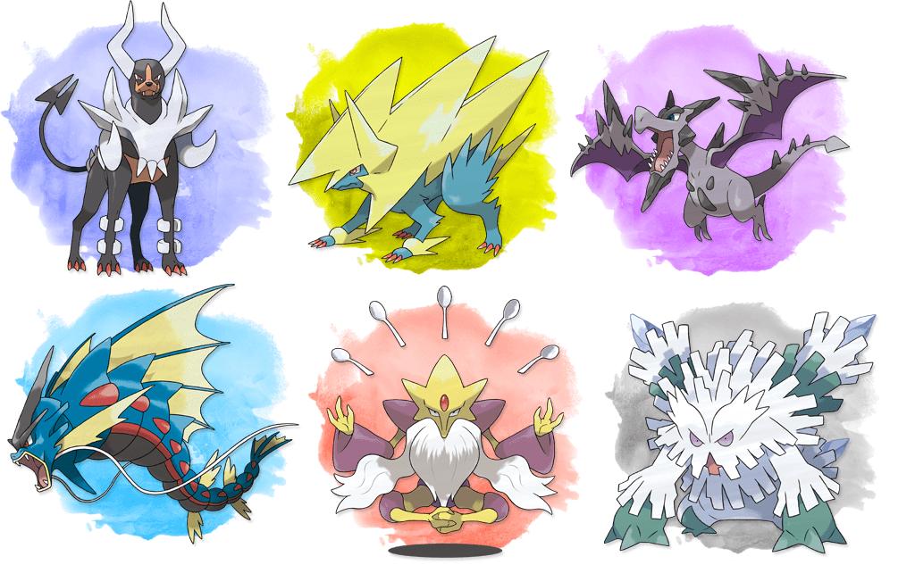 Pokemon Nintendo Pokemon XY Pokemon X And Y Mega Evolution