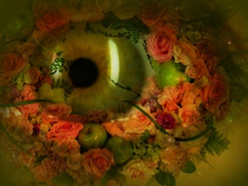 blackoutraven:</p> <p>Eye .</p> <p>DO YOU HAVE SPRING ON YOUR MIND?<br /> IT'S EVEN IN MY MIND'S EYE.