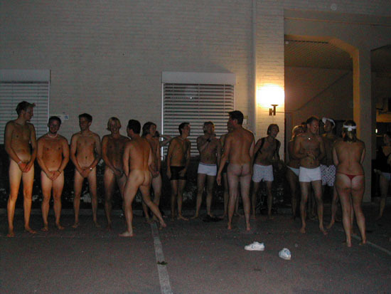 nude boys party