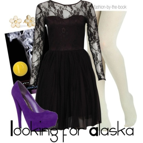 """Looking for Alaska by John Green<br /> Find it here<br /> """"If people were rain, I was drizzle and she was a hurricane."""""""