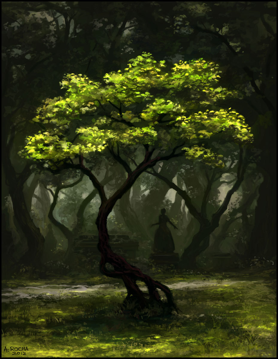 crescentmoon66:Romantic Shadows by *andreasrocha