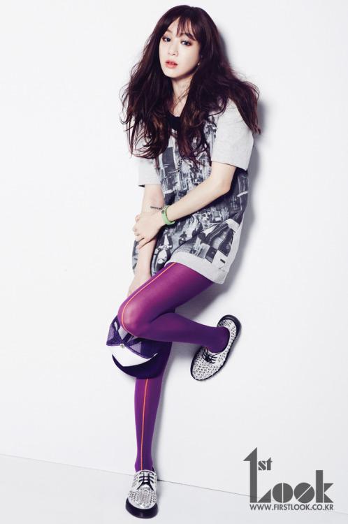 kmagazinelovers:  Jeong Ryeo Won - 1st Look Magazine Vol.40