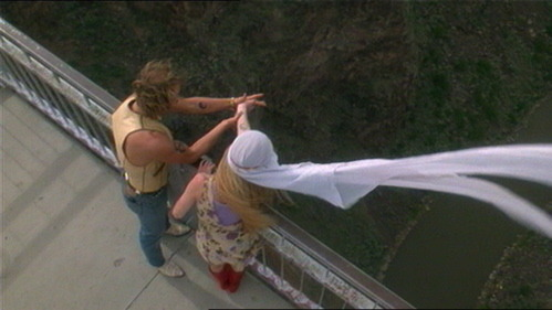 Natural Born Killers Wedding Scene