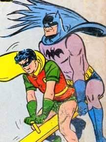 Programación homosexualizadora subliminal en el cómic de Batman