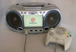 Introducing: The Dreamcast Boombox!