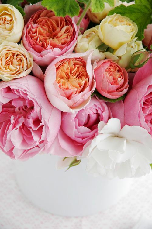 Color Me Pretty ~ via decor8blog.com
