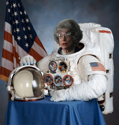 Astronaut Ida Blankenship, You GO GAIL!