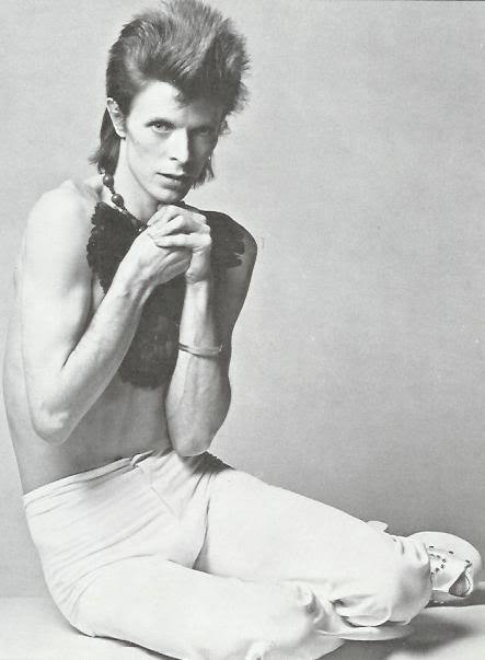 Possibly my all-time favorite Ziggy-era photo