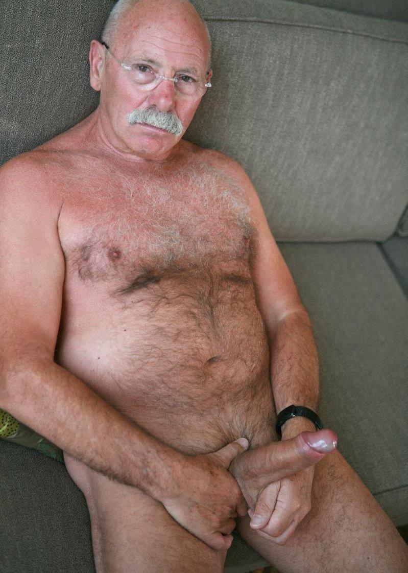 Older Gay Men Naked