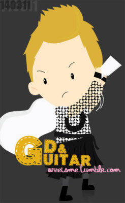♥ GD&HIS GUITAR!!!<br /><br /><br /><br /><br /> RIP x)