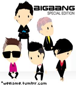 [FANART] ★ BIGBANG SPECIAL EDITION!!!