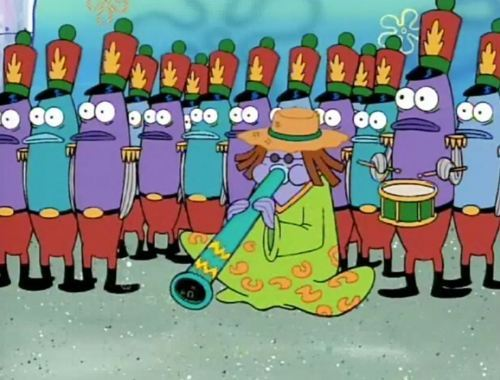 spongebobsquirepants:  hididgeridoo player!
