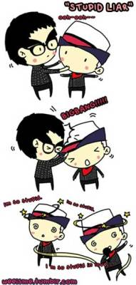 [FANART] WHAT HAPPENED IN 'STUPID LIAR' (?!)<br /><br /><br /><br /><br /> XD