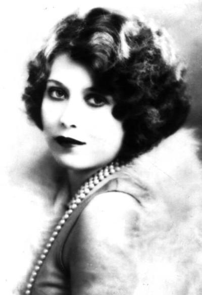 "Catherine Annette Hanshaw (October 18, 1901 – March 13, 1985) was one of the first popular female jazz singers. In the late 1920s she ranked alongside Ethel Waters, Bessie Smith and the Boswell Sisters in popularity and influence. Her singing style was relaxed and suited to the new jazz-influenced pop music of the late 1920s. Although she had a low opinion of her own singing, she continued to have fans because she combined the voice of an ingenue with the spirit of a flapper. Hanshaw was known as ""The Personality Girl,"" and her trademark was saying ""That's all,"" in a cheery voice at the end of many of her records."