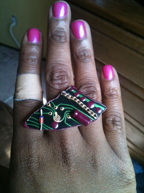 Miss Understood jewelry— Geek'd up line minis the band aid lol