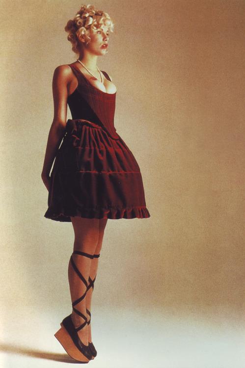 Vivienne Westwood. Harris Tweed A/W 1987-8