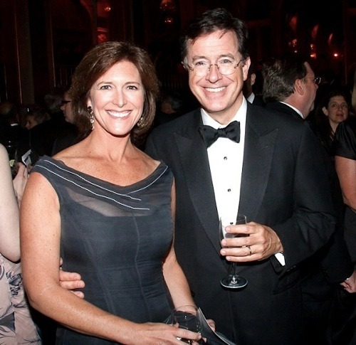 Stephen Colbert Tony Awards