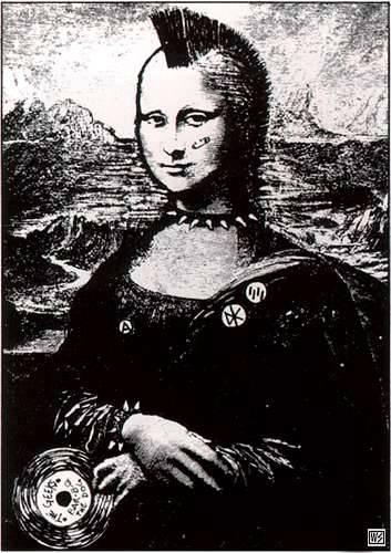 Mona Lisa In Overdrive