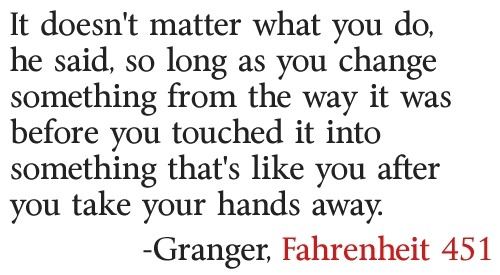 Image result for fahrenheit 451 quotes