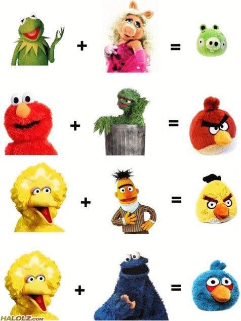 Angry Birds Maths