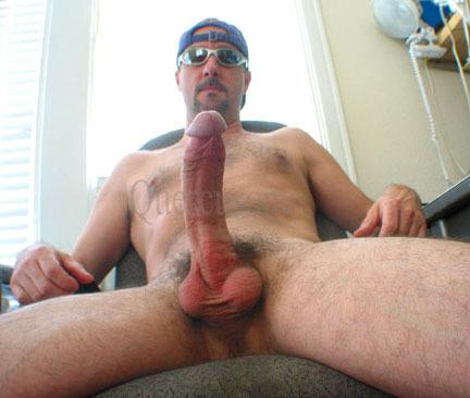 Dirty trucker dick