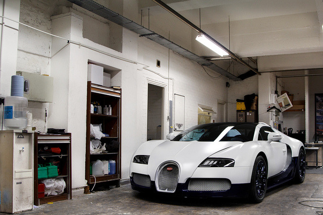alexpenfold:Matte White Edition. on Flickr.