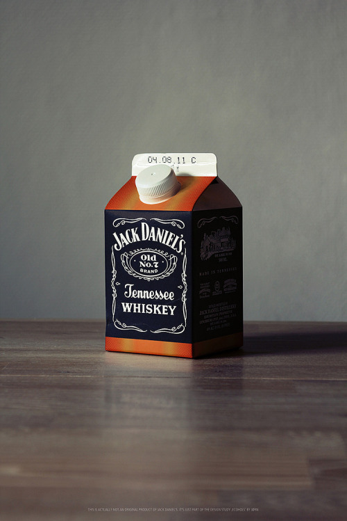Makes you wanna drink Jack Daniels for breakfast!