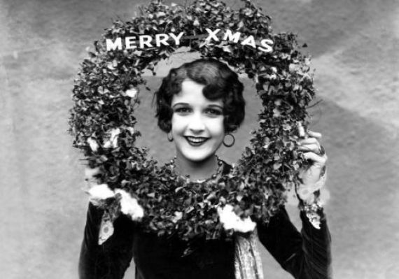 Sally Phipps - Christmas 1927