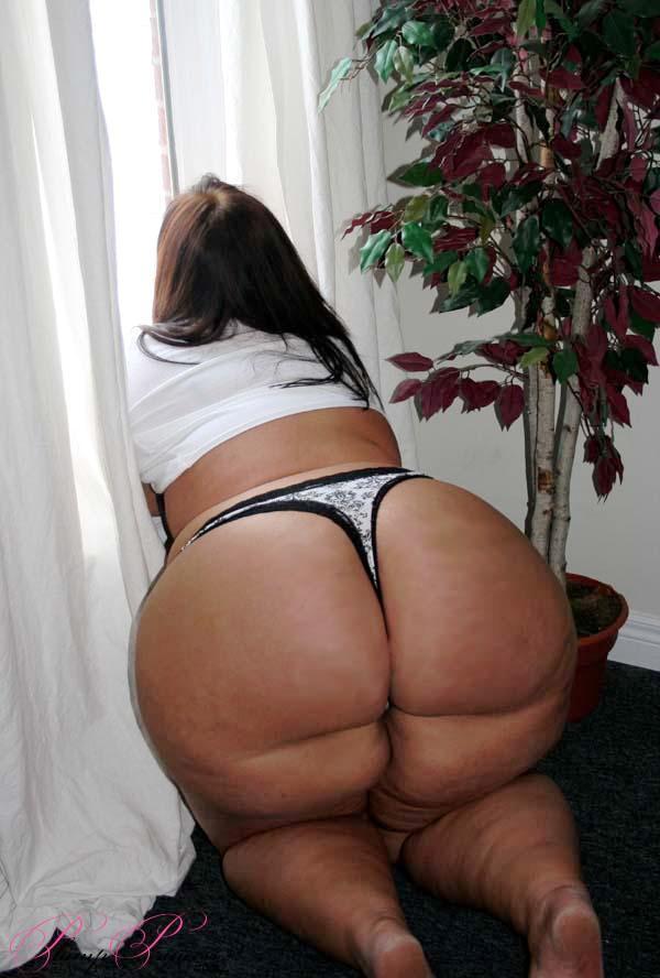 Latina ass oiled