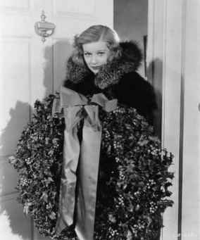 the-asphalt-jungle:</p><br /> <p>Lucille Ball - Christmas 1930s<br /><br />