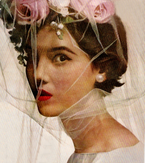 theyroaredvintage:</p><br /> <p>Photo by Irving Penn, Vogue, 1956.