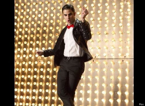 Blaine singing Michael Jackson? Bug is going to loose his mind. :)
