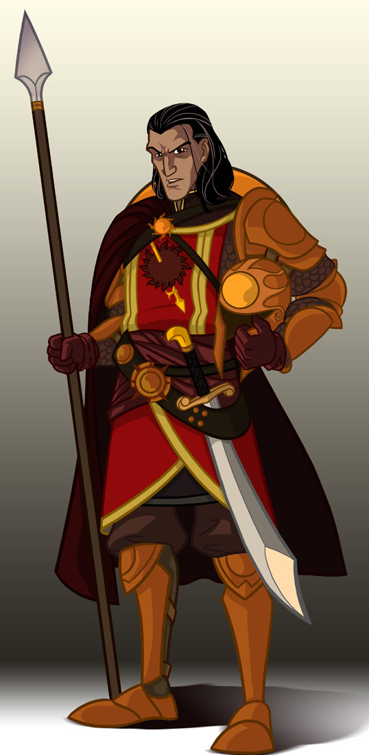 Oberyn Martell - A Víbora vermelha
