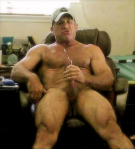 muscle daddy tight shirt