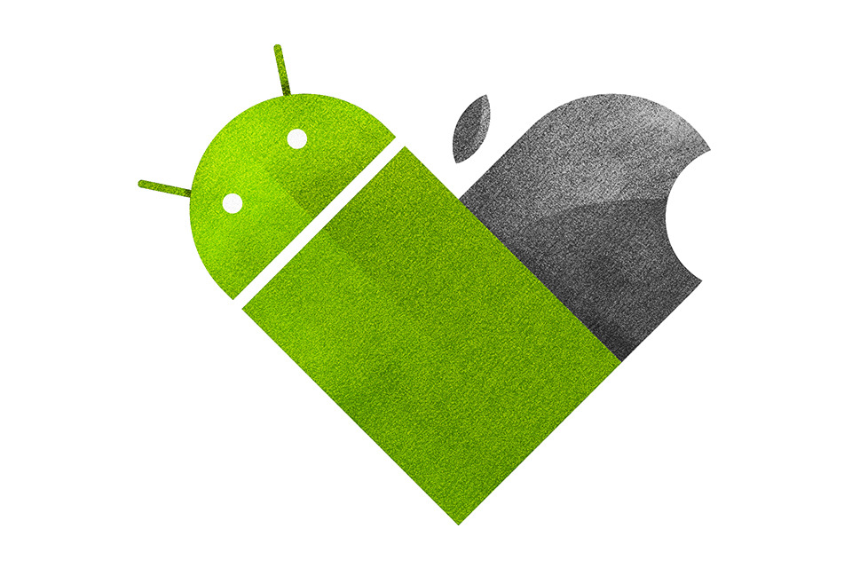 Android & iOSWhy be a fanboy of anything? :)